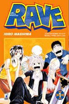 RAVE - THE GROOVE ADVENTURE da 1 a 35 [di 35] ed. star comics