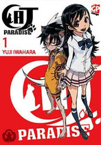 CAT PARADISE da 1 a 5 [di 5] ed. GP manga