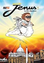 Jenus di Nazareth volume 1 ed. magic press Don Alemanno