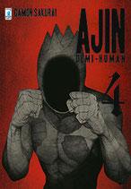 AJIN - DEMI HUMAN da 1 a 10 ed. star comics