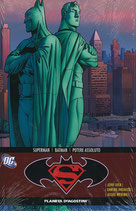 SUPERMAN/BATMAN POTERE ASSOLUTO volume unico ed. planeta de agostini