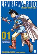 DRAGON QUEST SAGA - L'EMBLEMA DI ROTO P.E. da 1 a 15 [di 15] ed. star comics