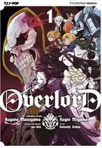 OVERLORD da 1 a 6 ed. j-pop