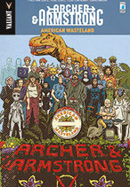 ARCHER & ARMSTRONG volume 6 ed. star comics