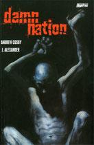 DAMN NATION volume unico ed. Magic Press