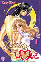 FORBIDDEN LOVE da 1 a 10 [di 10] ed. GP manga