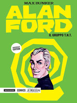 ALAN FORD SUPERCOLOR da 1 a 16 ed. Mondadori Comics