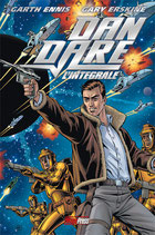 ENNIS' DAN DARE: L'integrale volume unico ed. Magic Press