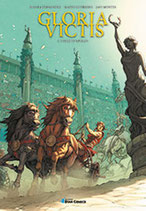 GLORIA VICTIS volume 1 ed. star comics