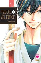 FRECCE VELENOSE da 1 a 7 [di 7] ed. planet manga