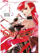 7th GARDEN da 1 a 5 ed. j-pop manga