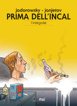 PRIMA DELL'INCAL: L'INTEGRALE volume unico ed. Magic Press