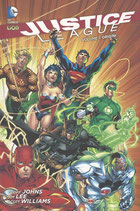 JUSTICE LEAGUE - ORIGINI volume 1 ed. rw lion