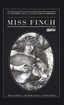 LE VICENDE RELATIVE AL CASO DELLA SCOMPARSA DI MISS FINCH volume unico ed. Magic Press