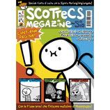 SCOTTECS MEGAZINE da 1 a 10 ed. Shockdom
