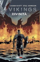 VIKINGS: DIVINITA' volumi 1 e 2 ed. Magic Press