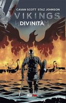VIKINGS: DIVINITA' volume 1 ed. Magic Press