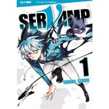 SERVAMP da 1 a 5 ed. j-pop manga