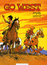 GO WEST volume unico ed. lineachiara