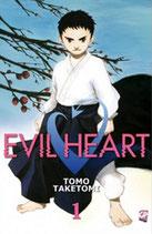 EVIL HEART da 1 a 3 [di 3] ed. GP manga
