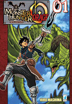 MONSTER HUNTER ORAGE NEW EDITION da 1 a 2 [di 2] ed. star comics
