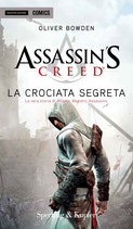 ASSASSIN'S CREED - REVELATIONS ed. Mondadori Comics romanzi