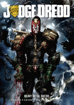 JUDGE DREDD: HEAVY METAL DREDD volume unico ed. Magic Press