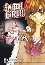 SWITCH GIRL!! da 1 a 25 [di 25] ed. star comics