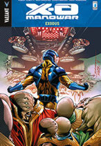 X-O MANOWAR volume 10 ed. star comics