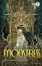 MONSTRESS volumi 1 e 2 ed. Mondadori Oscar Ink