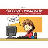 SUPPORTO BUONGIORNO volume unico ed. Shockdom