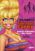 Playboy's Little Annie Fanny volume 1 [di 2] ed. Magic Press