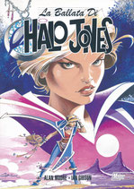 LA BALLATA DI HALO JONES volume unico ed. Magic Press