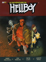 LE AVVENTURE DI HELLBOY volume unico ed. Magic Press