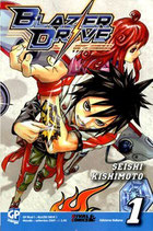 BLAZER DRIVE da 1 a 9 [di 9] ed. GP manga
