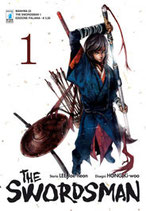 THE SWORDSMAN da 1 a 9 [di 9] ed. star comics