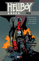 HELLBOY & B.P.R.D. da 1 a 2 ed. Magic Press