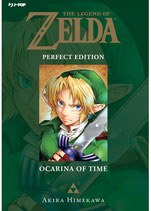 THE LEGEND OF ZELDA PERFECT EDITION 1 - OCARINA OF TIME volume unico ed. j-pop