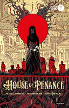 HOUSE OF PENANCE volume unico ed. Mondadori Oscar Ink