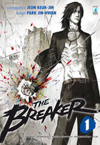 THE BREAKER da 1 a 10 [di 10] ed. star comics