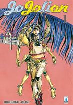JOJOLION da 1 a 14 ed. star comics 8° serie Le Bizzarre Avventure di JoJo