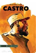 CASTRO la biografia a fumetti volume unico ed. Mondadori Comics