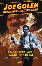 JOE GOLEM, DETECTIVE DELL'OCCULTO volume 1 ed. Magic Press