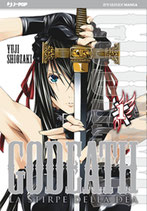 GODEATH da 1 a 3 [di 3] ed. j-pop manga