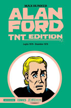 ALAN FORD TNT EDITION da 21 a 26 ed. Mondadori Comics