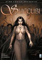 SUCCUBI da 1 a 3 ed. star comics