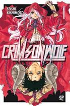 CRIMSON WOLF da 1 a 4 [di 4] ed. GP manga
