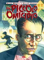 UN PICCOLO OMICIDIO volume unico ed. Magic Press