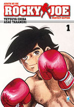 ROCKY JOE PERFECT EDITION da 1 a 11 ed. star comics