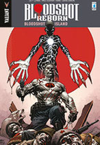 BLOODSHOT REBORN volume 4 ed. star comics
